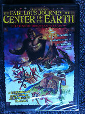 Jules Verne's The Fabulous Journey To The Center of The Earth - DVD - CODE RED
