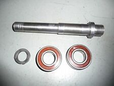 "Head Stock Spindle and Bearings for 6"" Atlas Craftsman MK2 Lathe"