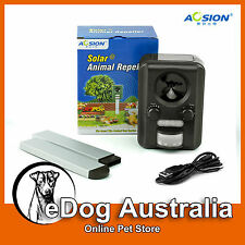 Ultrasonic Pest Motion Dog Cat Animal Repellent For Solar Outdoor Rodent Boat