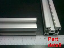 "Aluminum T-slot extruded profile 30x30-8  L 1000mm(40""), 6 pieces set"