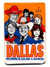 Dallas (Television) Trading Card Pack