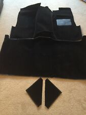 ESCORT MK2 AUTOMATIC CARPET SET large tunnel carpet rally car rs1600 bda