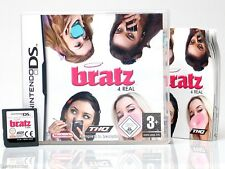 BRATZ 4 REAL  - dt. Version -  ~Nintendo Ds / Dsi / 3Ds Spiel~