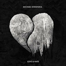 MICHAEL KIWANUKA CD - LOVE & HATE (2016) - NEW UNOPENED - SOUL R&B - INTERSCOPE