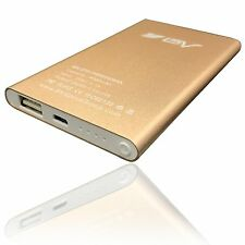 BV 4000mAh External Portable Battery Power Bank w/ Adaptor Charger + USB Cable
