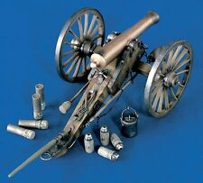 Verlinden 120mm (1/16) US Civil War 12-Pounder Napoleon Shell-Gun Cannon 1234