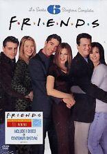 Friends  serie TV Stagione 6 in DVD (nuovo in Edizione ITA originale)