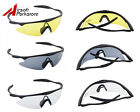 Airsoft Tactical Outdoor Sporty UV400 Protection Police Shooting Safety Glasses
