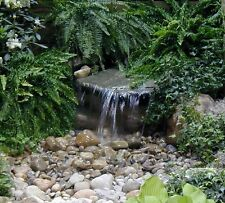 Custom Pro DIY Pondless Waterfall Kit with 2000 gph pump-pond-water-garden-basin