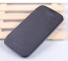 New Genuine Original Flip Cover Case for Samsung Galaxy S3 III GT-I9300 GT-I9308