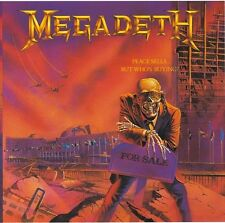 Megadeth - Peace Sells...But Who's Buying (2008, Vinyl NEUF)