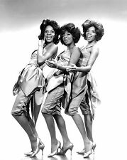 "Martha and the Vandellas 10"" x 8"" Photograph no 9"