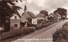 Stags Head Pub Filleigh Nr South Molton unused RP old pc E A Sweetman