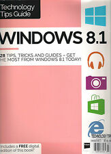 NEW! WINDOWS 8.1 Technology 528 Tips Tricks & Guides Get the Most From UK $20