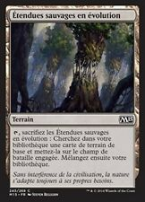 MTG Magic M15 - (4x) Evolving Wilds/Etendues sauvages en évolution, French/VF