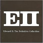 Edward II - Definitive Collection (2013) 2CD Best Of/Greatest Hits (Folk)
