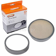 Vax Genuine U87-ZM-PF Zoom Type 70 Vacuum Pre & Post Motor Filter Kit