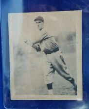 1939 PLAY BALL #55 FLOYD ARKY VAUGHAN VG+ HOFer Pittsburgh Pirates Great