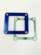 Offer! - EHR Blue Torque Reed Intake Spacer KTM 85, TC85, Husqy 85 With Gasket