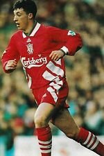 Football Photo ROBBIE FOWLER Liverpool 1994-95