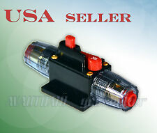 20A Car Audio Inline Circuit Breaker Fuse for 12V System Protection
