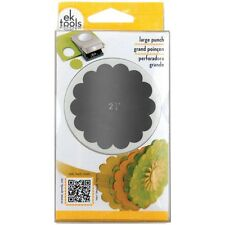 "2-1/4"" SCALLOP CIRCLE EK Success Paper Nest Punch SLIM"