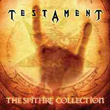 Testament - The Spitfire Collection (CD 2007)