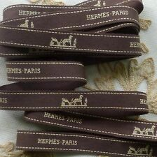 Two Yards Original Old Stock HERMES Ribbon
