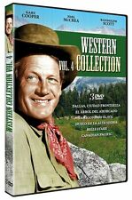 Canadian Pacific+Belle Starr+Ride the High Country+Cattle Drive+Dallas Dvd R2