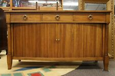 Kindel Furniture Distressed Cherry Buffet Belvedere Finish Vintage Sideboard