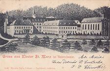 AK-Elsass-Gruss aus Kloster St.Marx bei Geberschweier-1903