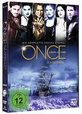 6 DVD-Box ° Once upon a time ° Staffel 2 ° NEU & OVP