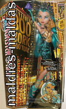Monster High Nefera de Nile Boo York Falsches Spiel CKC65 NEU/OVP Puppe