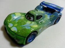Mattel Disney Pixar Cars 2 Carla Veloso Metal Diecast Toy Car 1:55 Loose *