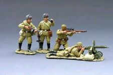 KING & COUNTRY FALL OF BERLIN RA011 RUSSIAN SUPPORT SECTION MIB