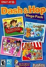 Dash & Hop Mega Pack PlayFirst Video Game