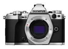 Olympus OM-D E-M5 Mark II (Body only) Silver -Fedex 2-3day to USA