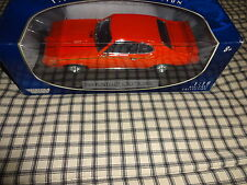 Motormax 1/18 scale  1969 Pontiac GTO Judge mint boxed