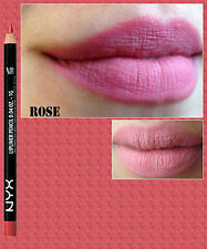 NYX SLIM LIP PENCIL LINER ~ ROSE ~ NEUTRAL SOFT PINK ~ SPL840