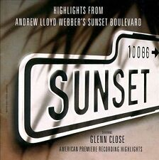 Highlights From Andrew Lloyd Webber's Sunset Boulevard  1994 *NO CASE DISC ONLY*