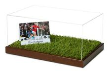 Football Boot Display Case for Signed Soccer or Rugby Boot Framed Memorabilia