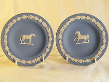 "A Pair of Wedgwood ""George Stubbs"" Horse Trays, only displayed."