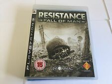 Resistance: Fall of Man on Sony PlayStation 3 MINT/EX W BKLET