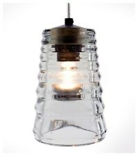 Brand New Replica Tom Dixon Pressed Glass Tube Pendant Lighting