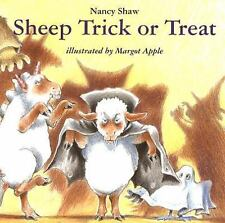 Sheep Trick or Treat Shaw, Nancy E. Paperback