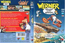 WERNER - GEKOTZT WIRD SPÄTER! --- Werner 4 --- Der Kinohit nach dem Kultcomic --