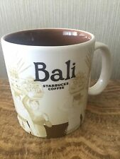 "Starbucks Indonesia "" BALI "" icon mug - made in thailand - 2016 new limited"