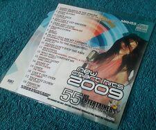Karaoke cdg disque MRH055 mr entertainer pop hits, voir description, 18 pistes/arts