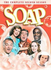 Soap - The Complete Second Season, New DVD, Katherine Helmond, Cathryn Damon, Ro