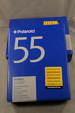 Polaroid Type 55 Instant Positive/Negative Sheet Film 4x5  Exp JAN 2009